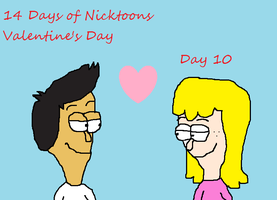 14 Days of Nicktoons Valentine's Day-Day 10 by Toongirl18