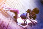 Final Fantasy XIII-2: The Eyes of Etro by asteriacosplay