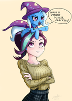 Get ma a peanut butter cracker! by The-Park