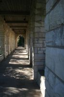 Stock: Column Walk IV by confused-stock