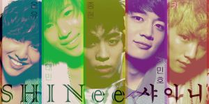 SHINee, syaini by axrinekey