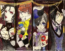Black Butler by Jujuly21