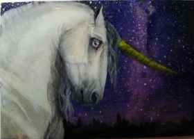 Unicorn_ACEO by Ethereal-Beings