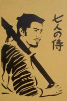 mifune by spectreDeck