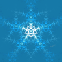 Snow Flake - AWC Nbr 10 The Linear Variation by marthig
