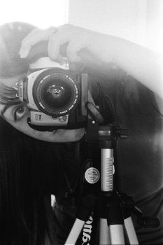 My Camera and I by lemmetakeurphoto