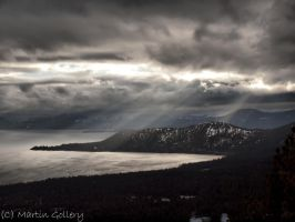 Epic Lake Tahoe by MartinGollery