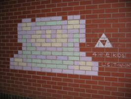Chalk Link by liverspoon