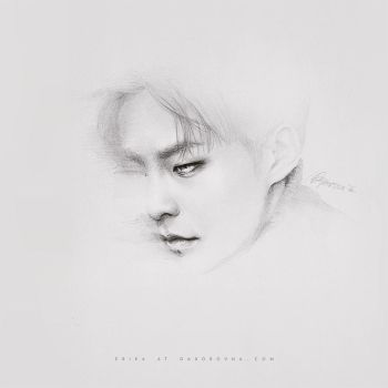 Part Eight - Xiumin by e11ie