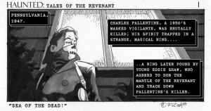 Tales of the Revenant No.1 by Roguehill