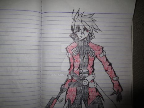 Ragna The Bloodedged by tatsumi5