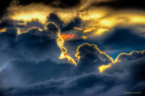 Southern Storm Cloud by SharpPhotoStudio