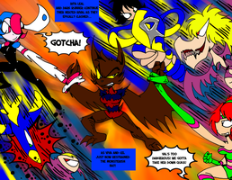 UCF Flashpoint 6 Way Vixens Title Match pg 16 by ralphbear