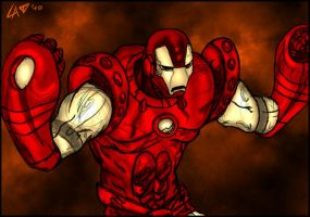 Iron Man - Crossing Armor Col. by LiberiArcano