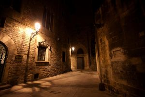 Mysterious streets by vlad-m