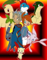 :. Pokemon Colosseum .: by Inoune