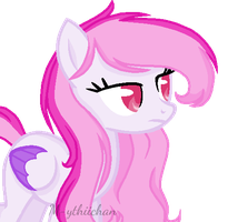 -stares- I don't really care by M-ythiichan