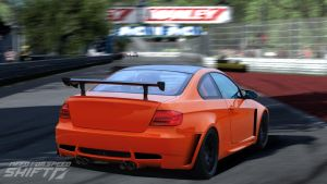 BMW 3 Coupe M GTS by TTS by TeofiloDesign