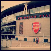 Emirates Stadium by xjanelovesux