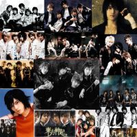 DBSK cd cover collage by MysticSand