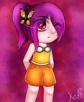 Jacky (Art Trade) by KATEtheDeath1