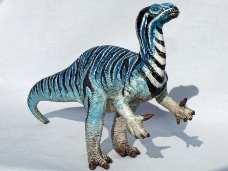 Iguanodon (1 of 4) by Lithographica