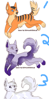 Wolf Adoption 1 by Adopts-R-Us