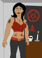 The Satanist by Jimma1300