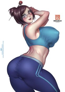 Mei  patreon by bokuman
