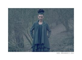 KAREL dress by niqe