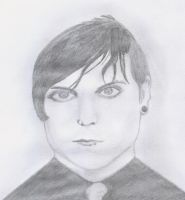 Frank Iero by PoisonIvy13