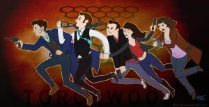 Torchwood Three by Mad-Hattie