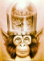 Monkey Brainz by DrChainsawHandz