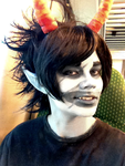 More Gamzee by admiraria