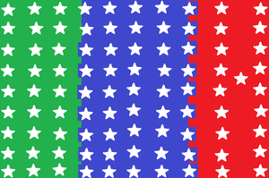 Flag of the North American Union by dragonvanguard