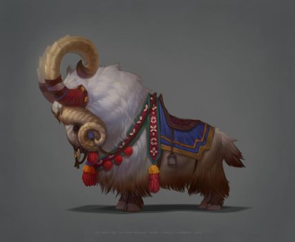 Mount Yak by any-s-kill