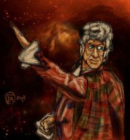 Third Doctor by MrOfir