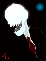 Slenderman Darker by eddieblz