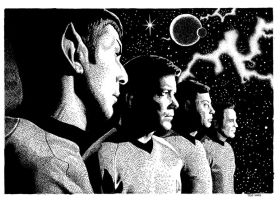Startrekers by ticulin