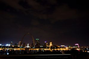 STL City View by Katastrophey