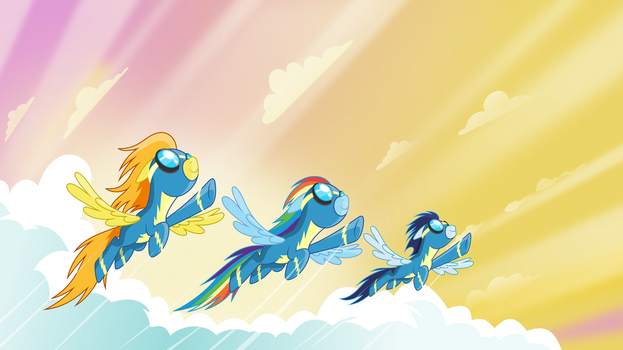 Achieved dream, soaring high by MrLolcats17