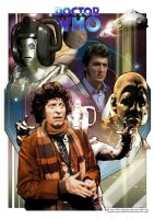 Revenge of the Cybermen by jlfletch