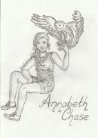 The Seven- Annabeth Chase by Sandra-13