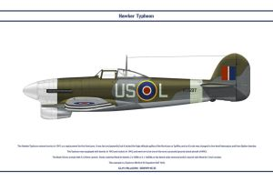 Typhoon GB 56 Sqn 3 by WS-Clave