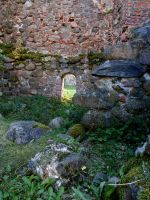 Karksi Castle ruins and moat 152 by MASYON