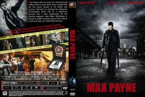 Max Payne Movie Cover by GTA-nerd