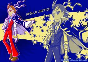 Apollo Justice Vector 2 by Marini4