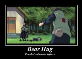 Demotional - Bear hug by BoomkinZFTW