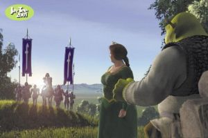 Shrek: The Fiona Series 6of8 by JayTee-FAArtist