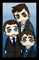 Torchwood Guys by ryuuri